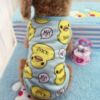 Baju Anjing / Kaos Anjing / T-shirt Anjing Motif Bebek