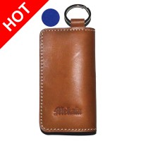 Jual Dompet Kunci Kulit/Key Wallet/Dompet STNK/Dompet Mobil |Blue| Murah