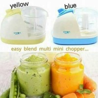 Crown Baby Care Easy Blend