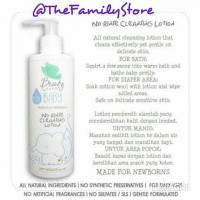 Jual Beauty Barn Baby No Rinse Cleansing Lotion 250ml Murah