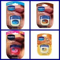 Vaseline Lip Therapy ORI Original USA Lips Balm Vaselin Rose Rosy Pink