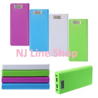 Jual Modul Power bank LCD Display + Casing / modul Power bank DIY 8 Baterai Murah