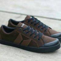 Sepatu Macbeth Vegan Brown Edition