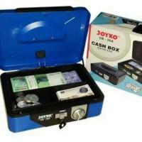 Cash Box Joyko CB-26A /Cashbox /Brankas/ Kotak Uang/ Safe Deposit Box