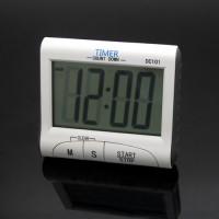 Jual Jam Meja Clock DC-101 Portable Magnet Digital With Timer Count Down Murah