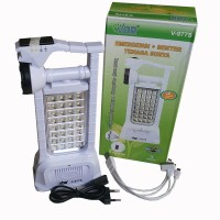 VDR V-977S Emergency + Lampu Senter PLN Dan Tenaga Surya + Powerbank