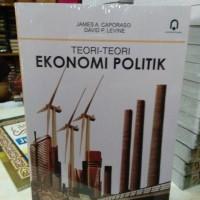 teori ekonomi politik