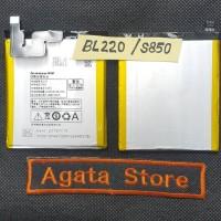 Baterai Batre Lenovo S850 / BL220 Original 100% Battery Ori