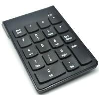Wireless Portable Numeric Keypad Numpad 2.4GHz 10 Meter