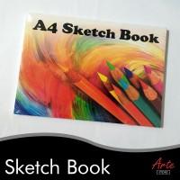 Sketch Book A4 (50 lembar)