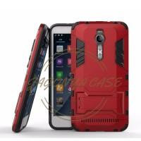 Case Asus Zenfone 2 ZE550ML / ZE551ML Ironman Series With Kick Stand
