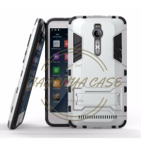 Case Asus Zenfone 2 ZE550ML / ZE551ML Ironman Series With Kick Stand