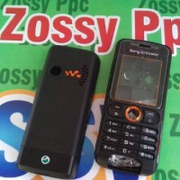Casing Fullset Sony Ericsson W200/w200i(o.c)