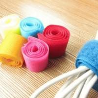 Velcro Pengikat Kabel / Pengulung / Merapikan Kabel