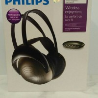 Philips SHC2000/10 infrared wireless Headphones