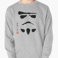 Sweater Star Wars Stormtrooper Minimalistic Painting