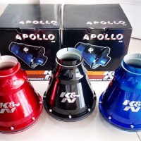 Open Filter K&N Apollo