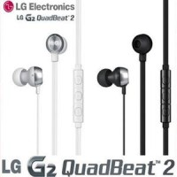 Handsfree LG Original QuadBeat Pro LE431 (Earphone Headset)
