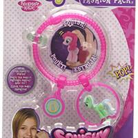 My Little Pony Squishy Pops Fashion Pack include bracelet Set