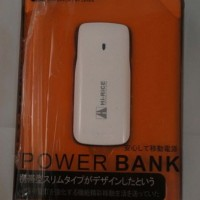 Jual Hi-Rice 202 Wifi : Power Bank 5200 mAh with Wifi Router Murah