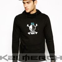Sweater Hoodie Pullover Franky One Piece Anime - K21