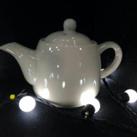 harga Keramik Pot Teh 360ml Panjang 18 Cm X Tinggi 11cm Tokopedia.com