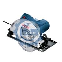 Bosch GKS235 Turbo Mesin Gergaji Circular 9
