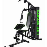 Alat Fitnes Homegym / Home Gym 1 Sisi Life Sport