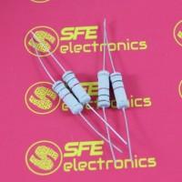 56 Ohm 2Watt Carbon Film Resistor (10 pcs)
