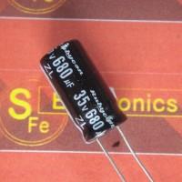 680uF/35V 10x17