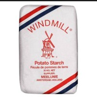 windmill potato starch tepung kanji / pati kentang