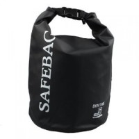 Jual Dry Bag 5 Liter Outdoor Drifting Waterproof Bucket - Black Murah