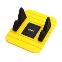 Jual Stand HP / Smartphone Vivan Car Holder CHD01 Silicone Anti-Slip Murah