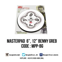 "Meinl Masterpad 6"" Benny Greb"