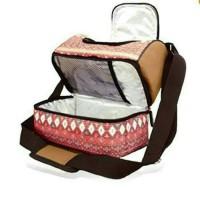 Cooler Bag Gabag Etnik NEW DESIGN GABAG 2in1 Thermal & Diaper bag