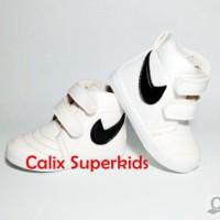 Sepatu Anak BOOTS NIKE PUTIH Sepatu Baby