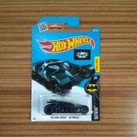 Hot Wheels Batman The Dark Knight Batmobile Track Stars