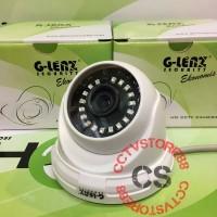 cctv indoor ahd 2mp brand G-LENZ murah kamera cctv murah 2mp