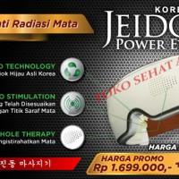 JEIDO POWER EYE - Terapi Kesehatan Anti Radiasi Mata 100% Asli Korea