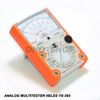 Multitester Analog Heles YX393 (Plus LED & Transistor T 330 0804