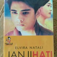 novel JANJI HATI