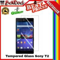 Original Tempered Glass Sony Experia Xperia T2 /ultra 2.5d Curved Edge