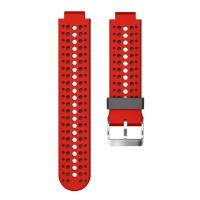 Strap Garmin FR 220 230 235 620 630 735 XT Watch Band Tali Jam - MERAH