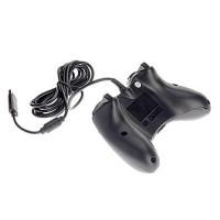 XBOX 360 USB Vibration Controller Gamepad Joystick - Black