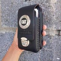 Dompet Handphone Caterpillar CT01, Dompet HP Kulit, Cashing Hp Kulit,