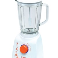 Turbo Blender Kaca Ehm8098/5 White
