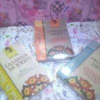 3 Buku Buya Hamka. Lembaga Hidup, Falsafah Hidup, Tasawuf Modern