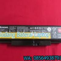 Original Baterai Laptop LENOVO Thinkpad E550 E555 (45N1758)