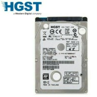 hardisk 500gb 2'5inci hgst/Seagate for laptop notebok dan garansi 1thn
