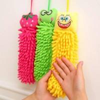 Lap Tangan Microfiber Hand Towel Microfiber Handuk Microfiber Boneka
